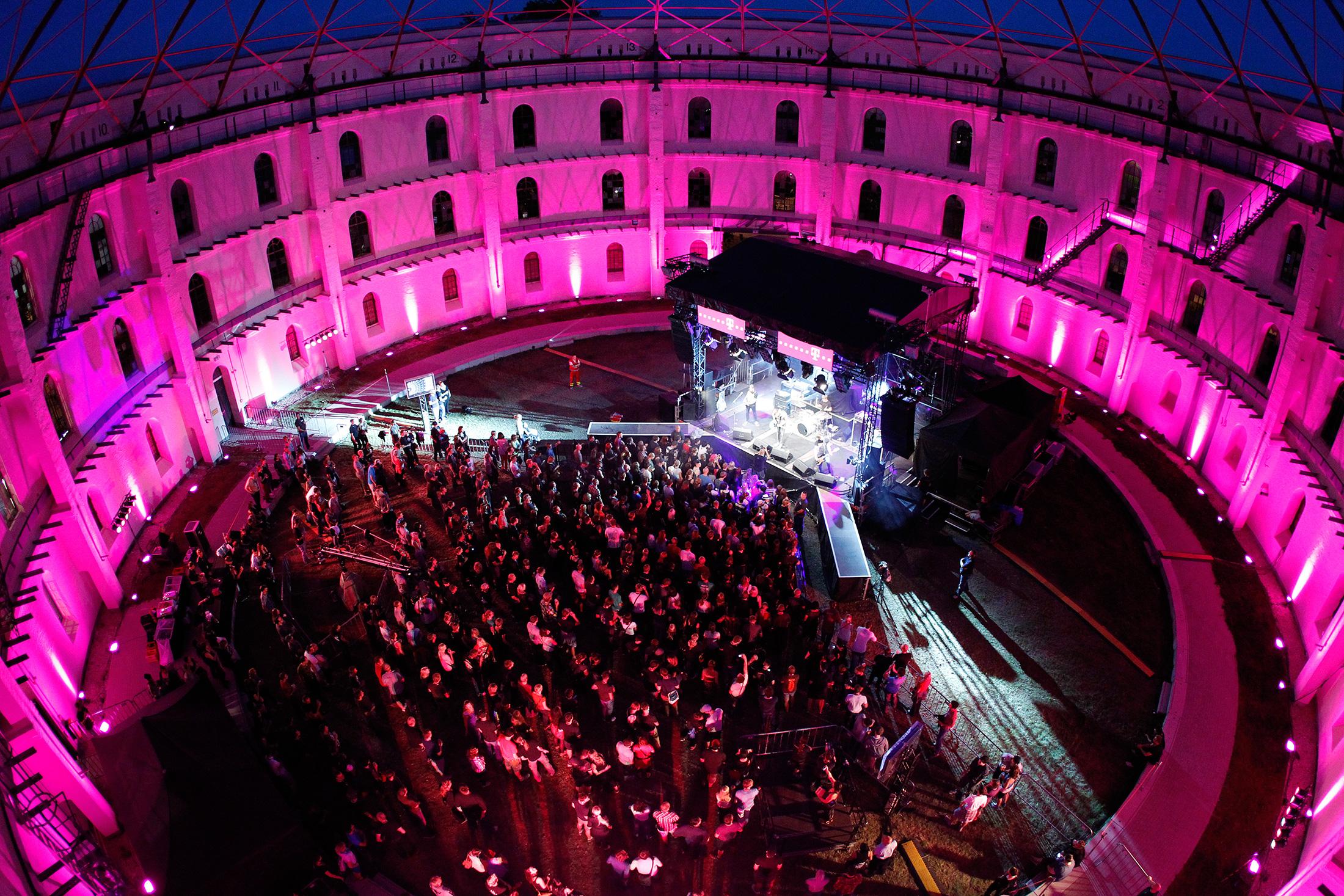 Leipzig, Arena am Panometer, Konzert Billy Talent ©Stefan Hoyer/punctum