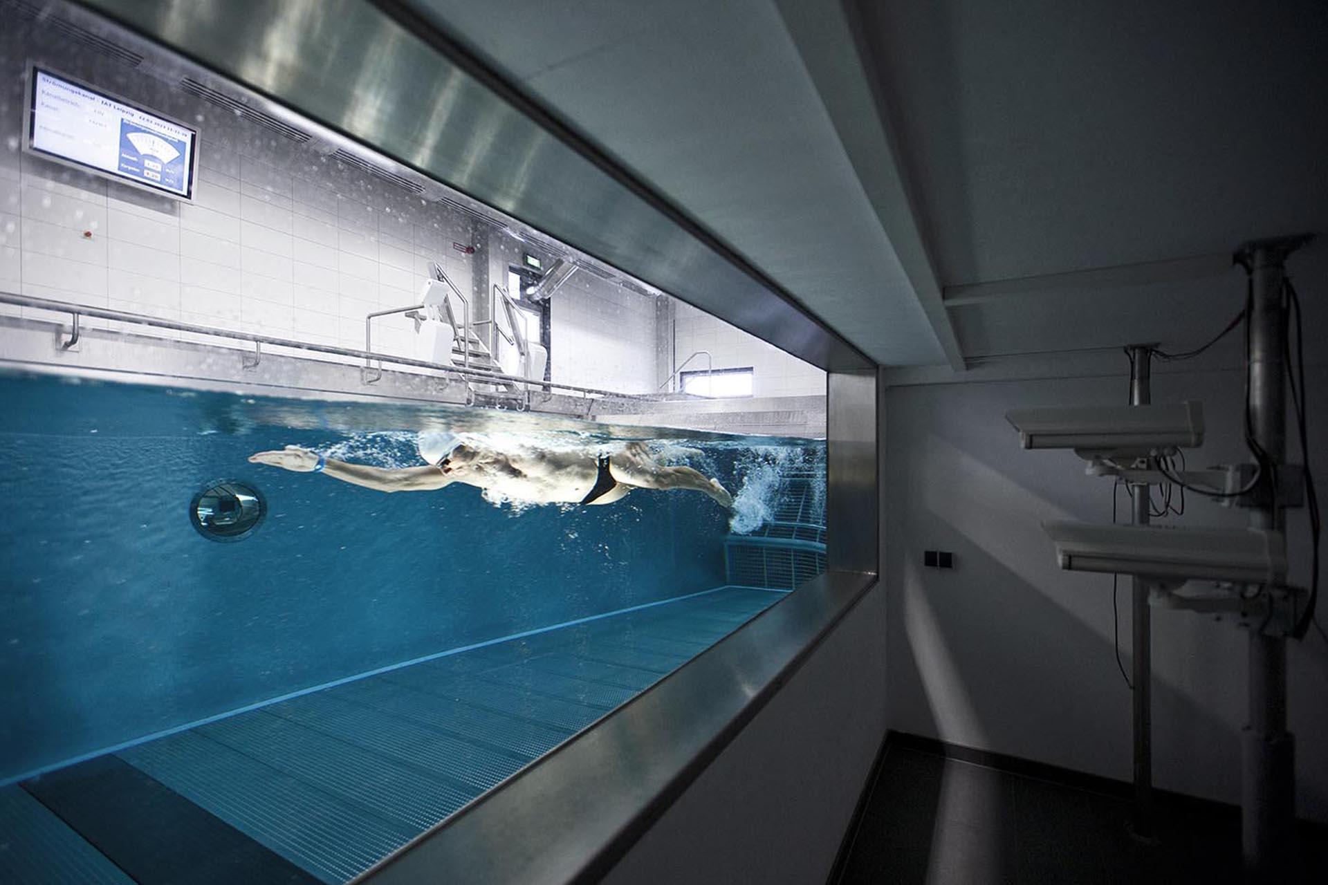 Institut für Angewandte Trainingswissenschaft Leipzig ©Stefan Hoyer/punctum